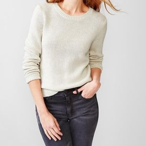Gap Women Shimmer Sweater NWT